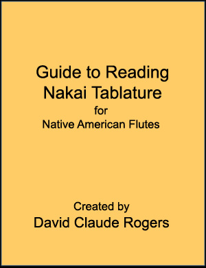 Guide to Reading Nakai Tablature
